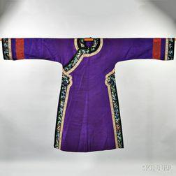Lady's Informal Robe