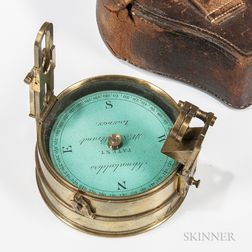 Schmalcalder's Patent Prismatic Compass