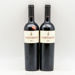 Benjamin Romeo Contador 2004, 2 bottles