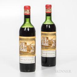 Chateau Ducru Beaucaillou 1961, 2 bottles