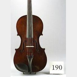Modern American Viola, Nathan Taylor, Lewiston, 1906