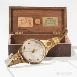 Joseph R. Harbeson Surveyor's Compass