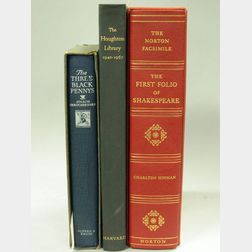 Three Limited Edition Titles