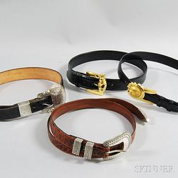 Four Lady's Belts