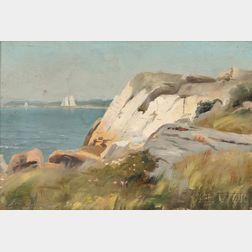Sydney Mortimer Laurence (American, 1865-1940)    Ten Pound Island
