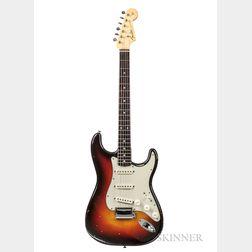 Fender Stratocaster Electric Guitar, 1961