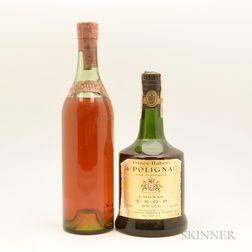 Mixed Cognac, 2 4/5 quart bottles