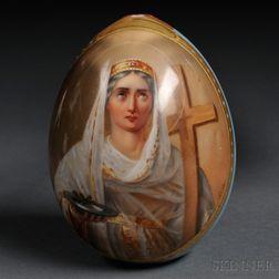 Imperial Porcelain Factory Easter Egg