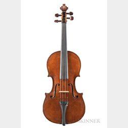 Italian Violin, Dante & Alfredo Guastalla, Reggiolo, 1938