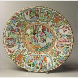 Porcelain Charger