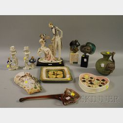 Large Group of Assorted Decorative and Collectible Items
