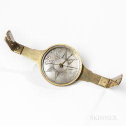 Alexander Scott Surveyor's Compass
