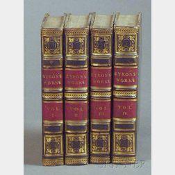 (Decorative Bindings), Byron, Lord George Gordon Noel (1788-1824)