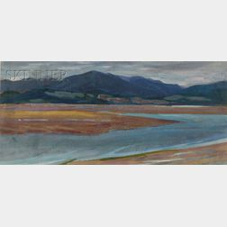 Margaret Jordan Patterson (American, 1867-1950)      Low Tide