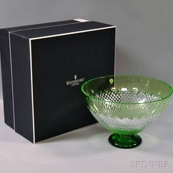 Waterford Crystal Alana Prestige Centerpiece Coupe