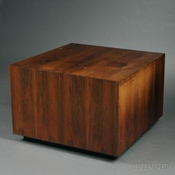 Cube-form Occasional Table