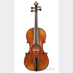 French Viola, Charles Simonin, Toulouse, c. 1854