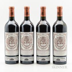 Chateau Pichon Baron 2000, 4 bottles
