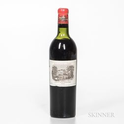 Chateau Lafite Rothschild 1953, 1 bottle