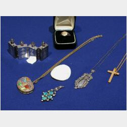 Seven Jewelry Items
