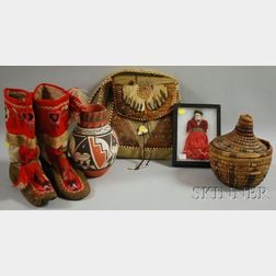 Group of Ethnographic Items