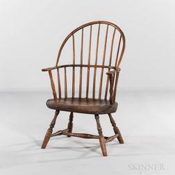Child's Sack-back Windsor Chair
