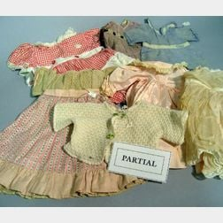 Group of Doll Company-Labeled Clothing and Others
