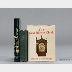 Three Horological Titles on European Clocks