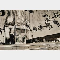 Duncan McCosker (American, b. 1944)      Carnival Ride