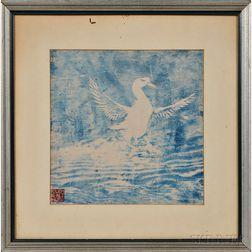 Clement Hurd (American, 1908-1988)    Duck