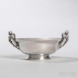George VI Sterling Silver Bowl