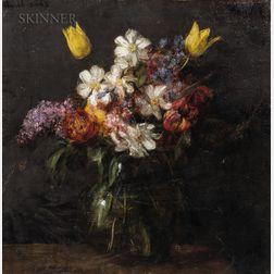 Henri Fantin-Latour (French, 1836-1904)      Fleurs