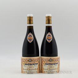 Armand Rousseau Chambertin 2000, 2 bottles