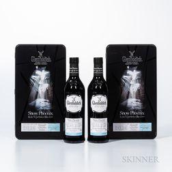 Glenfiddich Snow Phoenix, 2 750ml bottles (pc)