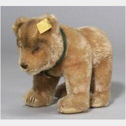 Steiff Mohair Bear on Fours and Deer