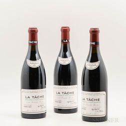 Domaine de la Romanee Conti La Tache 1997, 3 bottles