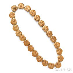 18kt Gold Necklace, Mario Buccellati
