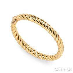18kt Gold Bracelet, Van Cleef & Arpels