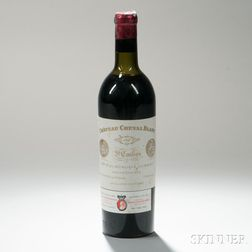 Chateau Cheval Blanc 1947, 1 bottle