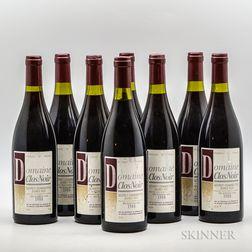 Clos Noir Gevrey Chambertin Jeunes Rois 1988, 8 bottles