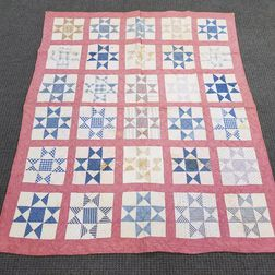 Four Cotton Quilts