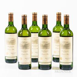 Araujo Sauvignon Blanc Eisele Vineyard 2007, 6 bottles
