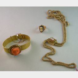 Assorted Antique and Later Estate Jewelry