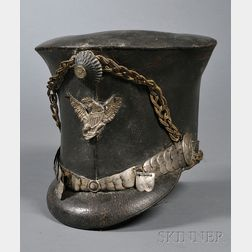 American Infantry Bell Crown Shako