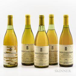 Bonneau du Martray Corton Charlemagne, 5 bottles