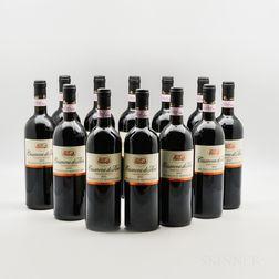 Casanova di Neri Casanova di Neri Brunello di Montalcino Tenuta Nuova 2001, 12 bottles (oc)