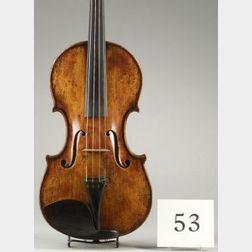 Modern Italian Violin, Leandro Bisiach, 1907