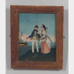The Sailor's Farewell, 19th century
