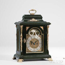 George Heinrick Austrian Miniature Bracket Clock