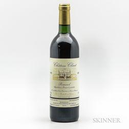 Chateau Clinet 1995, 1 bottle